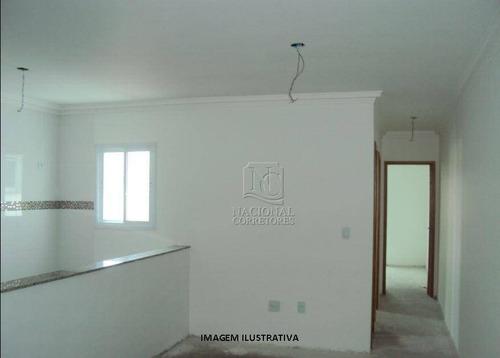 Apartamento Com 3 Dormitórios À Venda, 70 M² Por R$ 480.000,00 - Jardim - Santo André/sp - Ap8882