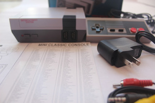 Consola De Videojuegos Retro Mini