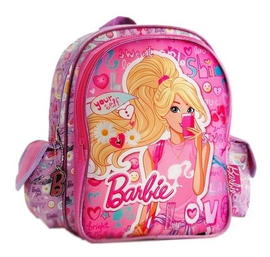 Mochila Barbie De 12 Pulgadas (16221)