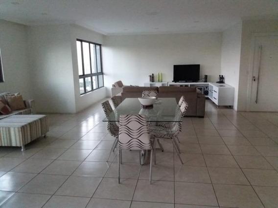 Apartamento Em Torre, Recife/pe De 208m² 4 Quartos À Venda Por R$ 1.150.000,00 - Ap238273