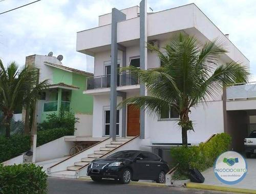 Imagem 1 de 30 de Sobrado Com 4 Dormitórios À Venda, 450 M² Por R$ 2.400.000,00 - Vila São Paulo - Itanhaém/sp - So0075