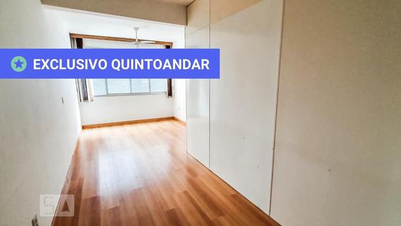 Apartamento No 4º Andar Com 1 Dormitório - Id: 892970332 - 270332