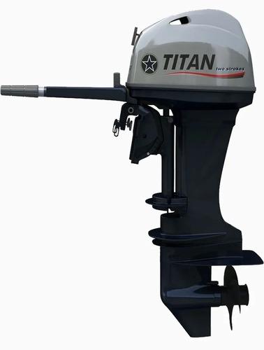 Motor Fuera De Borda 40 Hp Titan