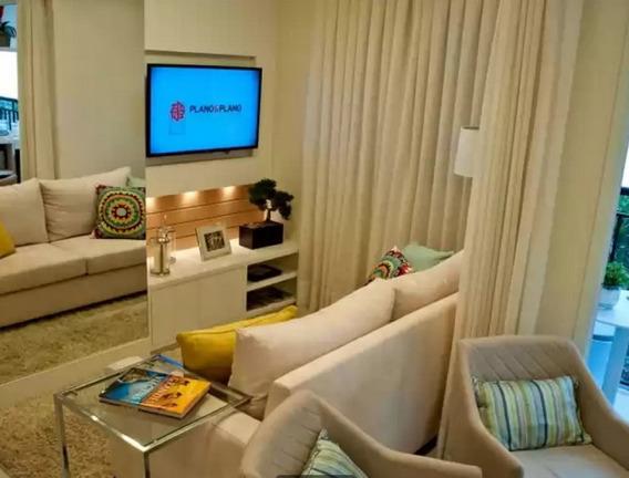 Apartamento À Venda, Jardim Parque Morumbi, 52,46m², 2 Dormitórios, 1 Vaga! Pronto! - It55433