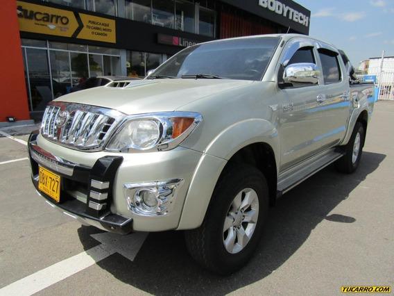 Toyota Hilux 3.0 Vigo