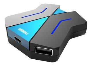 Adaptador Teclado Mouse Para Play Ps4 Consola Xbox Noga Mkx