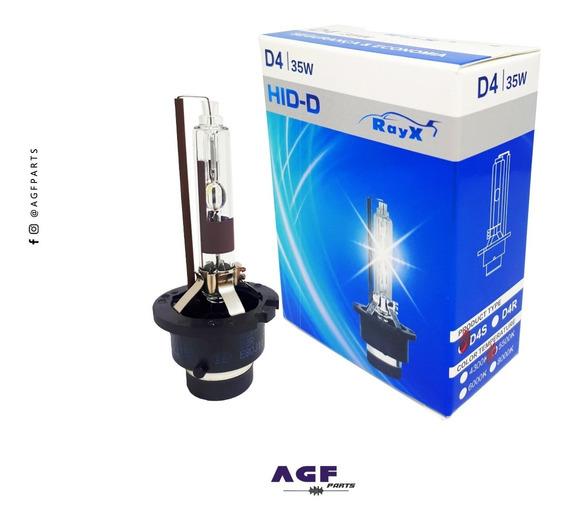 Lâmpada Rayx Xenon D D4s 4300k 12v + Economica