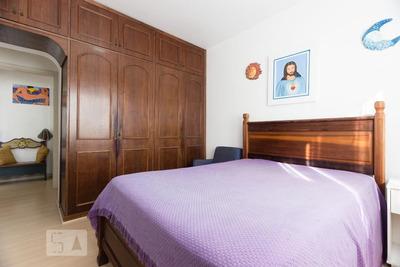Apartamento No 1º Andar Mobiliado Com 1 Dormitório - Id: 892908691 - 208691