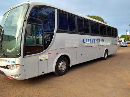 Ônibus Marcopolo G6 Motor Dianteiro Mwm 17.230 - 2004