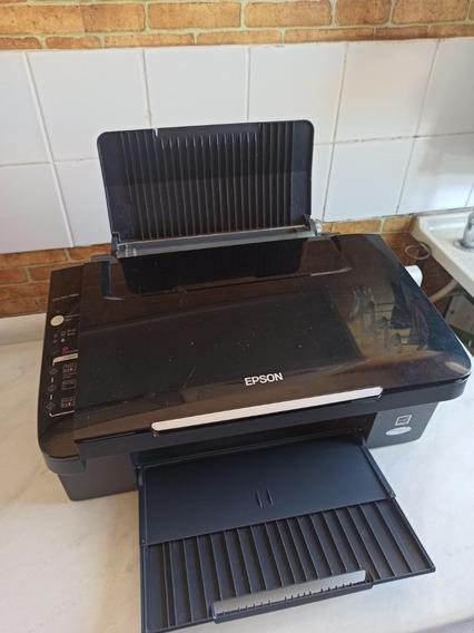 Impressora Epson Tx105 Usada Barato