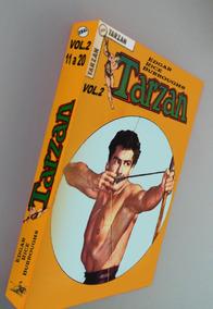 Tarzan 11 A 20 Vol 2 Encadernado Frete Grátis
