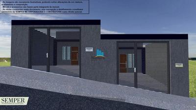 Casa De 3 Quartos A Venda No Palmeiras Em Ibirité - 4226