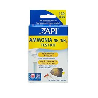 Api Test Kit De Amoníaco Para El Acuario