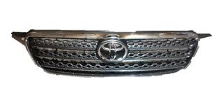Parrilla Careta Radiador Toyota Corolla New Sensation 03 08