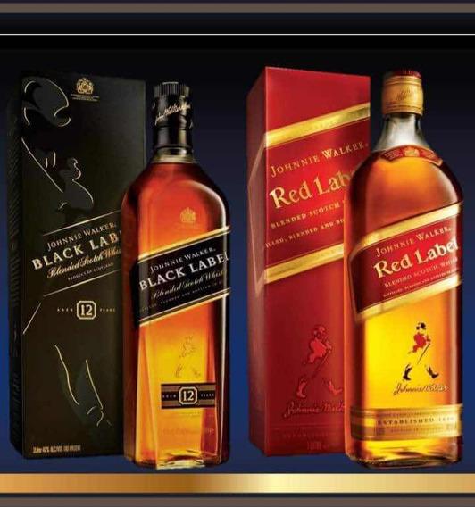 Whisky Red Label - Bebidas - Mercado Libre Ecuador