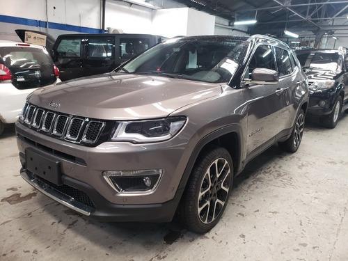 Jeep Compass Limited Diesel  Colores A Eleccion Entrega Ya
