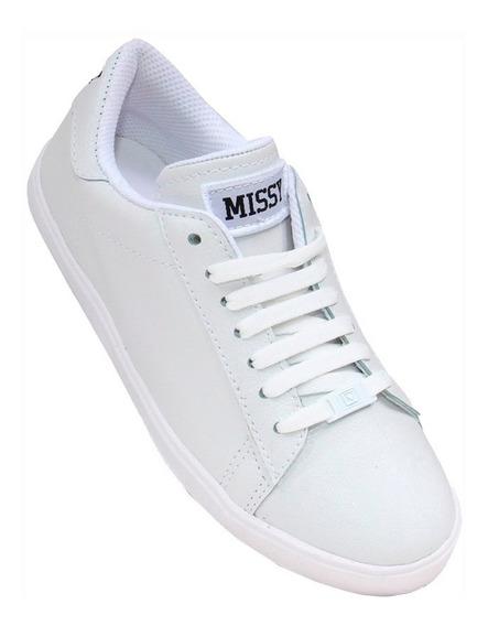 Qix Tênis Missy Branco - Original - Fu