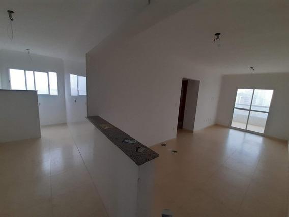 Apartamento Com 2 Dormitórios Para Alugar, 74 M² Por R$ 1.500/mês - Tupi - Praia Grande/sp - Ap0178