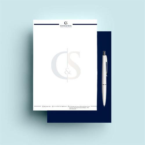 Imagem 1 de 9 de Criar Logo + Cartão + Papel Timbrado - Logotipo Logomarca
