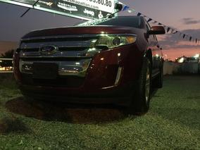 Ford Edge 5p Sel Aut 2013