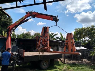Alquiler Brazo Hidraulico Pitman Barinas Portug Merid Tach