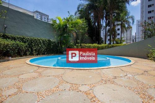 Apartamento - Campo Belo, São Paulo - Ap18408. - Ap18408