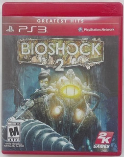 Ps3 Bioshock 2 Greatest Hits Ed $225 Pesos - Usado Mikegames