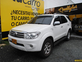 Toyota Fortuner Sr5 4x2 At 2700cc Aa 2ab Abs