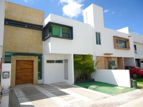 Renta Casa Amueblada Amplia En El Mirador 3 Recamaras