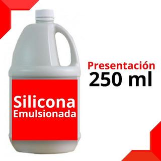 Silicona Liquida Emulsionada - 250 - Unidad a $6000