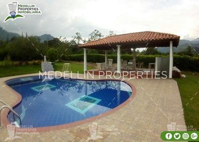 Casa Finca Amoblada En Barbosa Cod: 5047