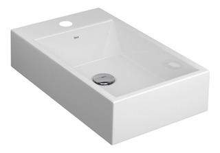 Bacha Loza Apoyo Rectangular Toilette Mini Pequeña Dec Envio