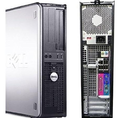 Cpu Dell Optiplex 780 2gb Ddr3 Core2duo 2.93ghz 160gb