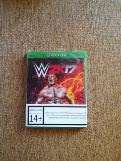 W2k17 Xbox One. Envios Gratis A Todo Chile.