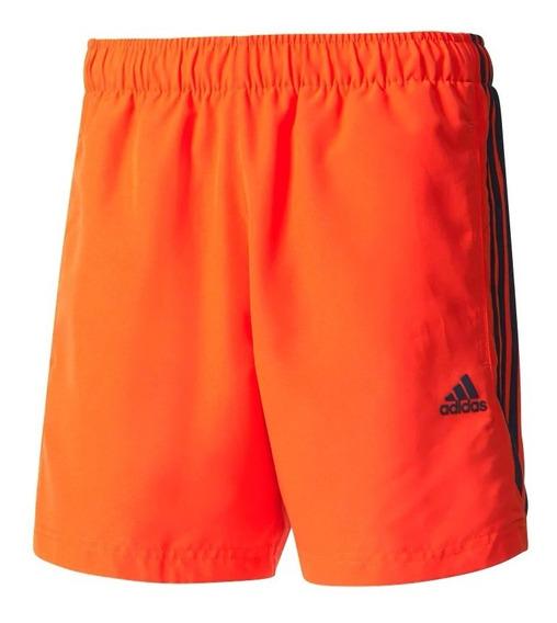 Short adidas Ess 3 - Hombres Original Importado B47197