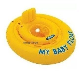 My Baby Float Inflable Flotador Intex Salvavidas