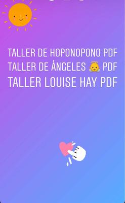 Taller Hoponopono Pdf