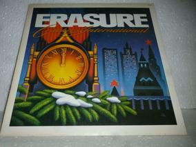 Lp Erasure Crackers Internacional 1989 Br = Z E R A D O