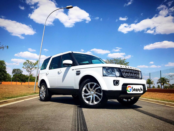 Land Rover Discovery 4 Hse 3.0 Tdv6
