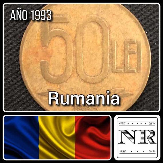 Rumania - 50 Lei - Año 1993 - Km # 110 - Alexandru Ioan