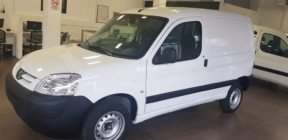 Robayna | Peugeot Confort 1.6 Nafta Furgon Año 0 Km Partner