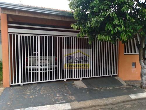 Casa Com 2 Dormitórios À Venda, 70 M² Por R$ 200.000,00 - Jardim Bela Vista - Sumaré/sp - Ca4576