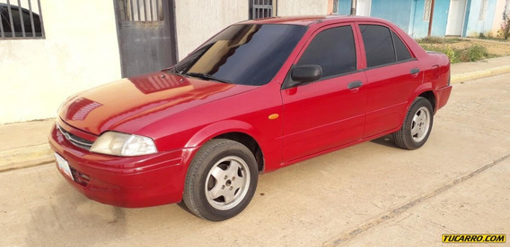 Ford Laser Sincronico
