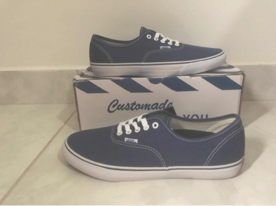 Tênis Vans Authentic Navy 50th