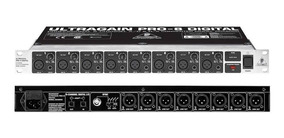 Behringer Ada8000 Ultragain Pro 8 Digital