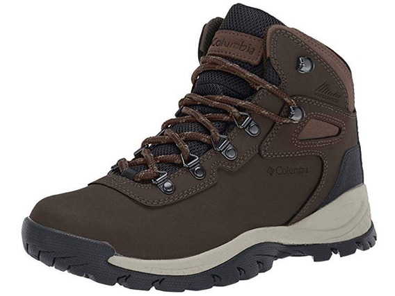 Columbia Newton Ridge Plus Waterproof Hiking Boot, Mujer