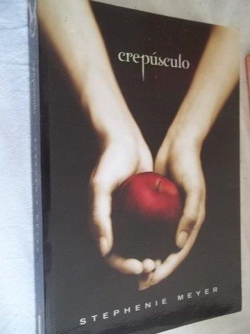 Livro - Stephenie Meyer - Crepúsculo Escolha Edição