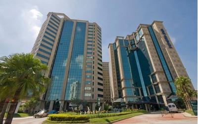 Flat A Venda No Bourbon Corporate Plaza, R$ 310.000,00 - 484