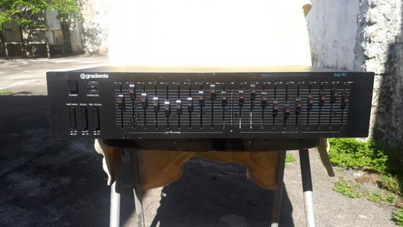 Equalizador Gradiente Eq-90