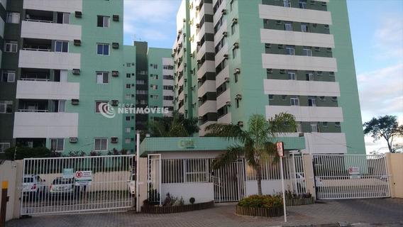 Apartamento 2 Quartos, Caji, Lauro De Freitas. 619261
